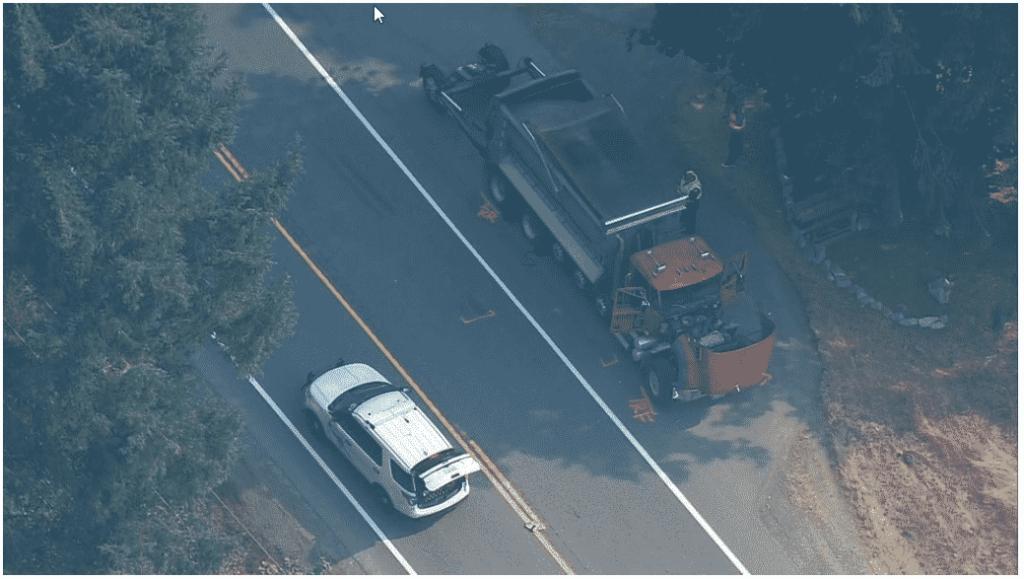 Pedestrian Hit By Car Everett